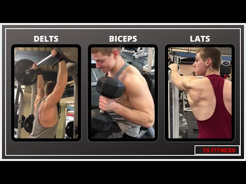 The BEST Exercises For Each Muscle Group (PERSONAL PREFERENCE!)