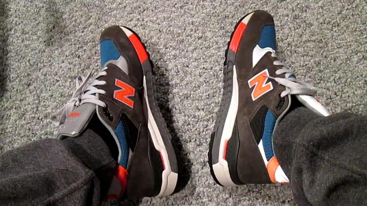 New Balance 1400 On Feet