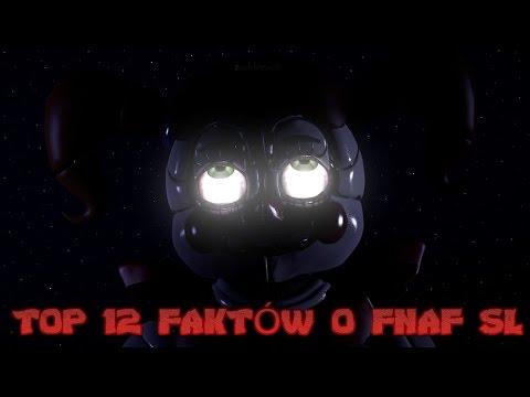 Top 12 faktów o FNAF SL