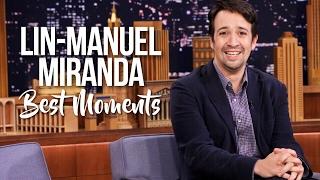Lin Manuel Miranda Best Moments