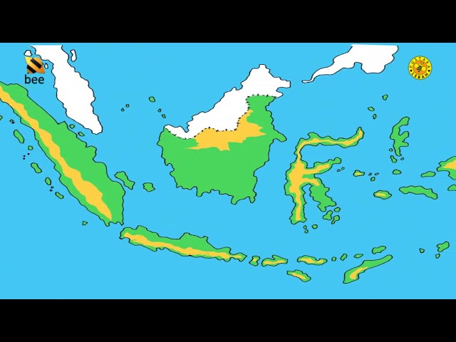 Kenampakan Alam Dan Buatan Indonesia Ips Sd Kelas 5 Video Sampel Flashdisk Bimbel Youtube