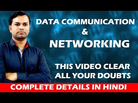 Computer Networks || Data Communications || Complete Terminology With Explanation - Part 1