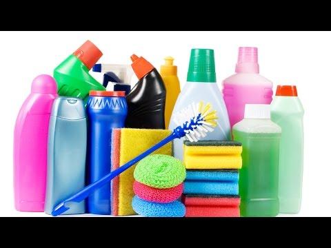 Curso CPT Fabricação de Produtos de Limpeza