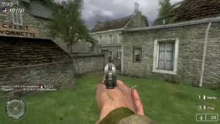 Call of Duty 2 PC Multiplayer Deathmatch Gameplay