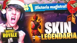 VICTORIA WITH FORTNITE'S FIRST LEGENDARY SKIN!! - Agustin51