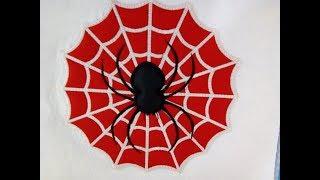 Stitch Along for Kreative Kiwi's Spiders Web
