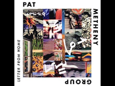 Beat 70 PAT METHENY GROUP 1989 HD LP