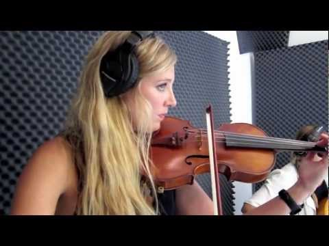 David Guetta  Turn Me On ft Nicki Minaj & Titanium ft Sia  Aston  Classical Cover @astonband