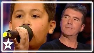 Simon Wants Another Song & It Blows Him Away | Britain's Got Talent | Kids Got Talent