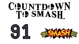 Countdown To Smash No.91