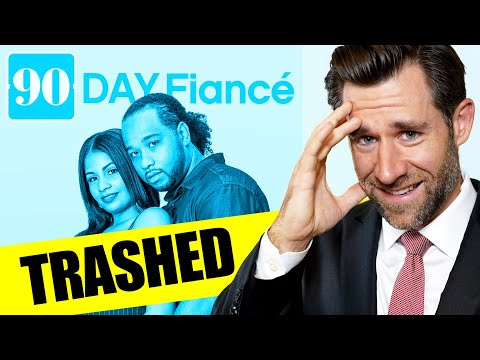 Lawyer Ruins TLC's 90 Day Fiance - Real Law Review // LegalEagle
