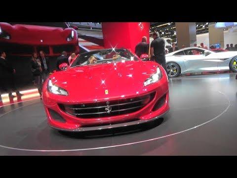 Ferrari Portofino - International Motor Show IAA 2017 - Frankfurt