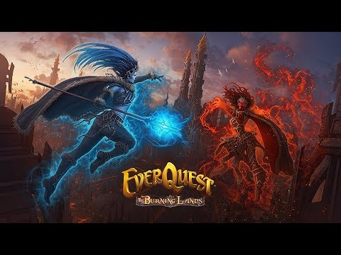 The Burning Lands - Fanra's EverQuest Wiki