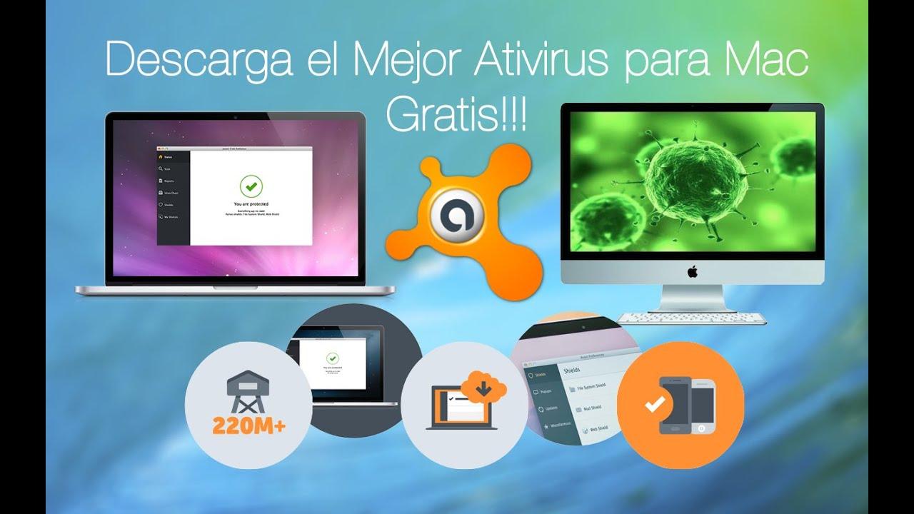 Resultado de imagen de antivirus para Mac
