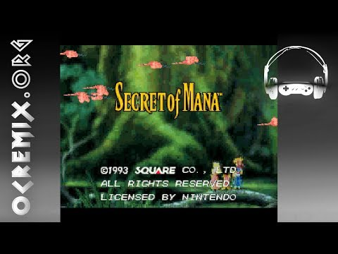 "Secret of Mana OC ReMix by halc: ""Sunny with a Chance of Thunder"" [Distant Thunder] (#3680)"