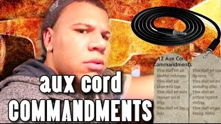 RULES OF THE AUX CORD!