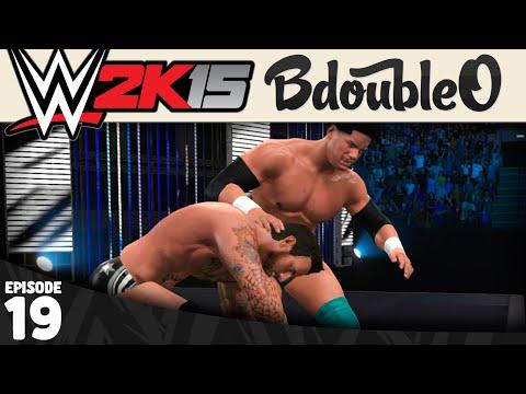 WWE 2K15 My Career :: BRUTAL TREATMENT! Part 19 [WWE 2K15 w/ BdoubleO100]