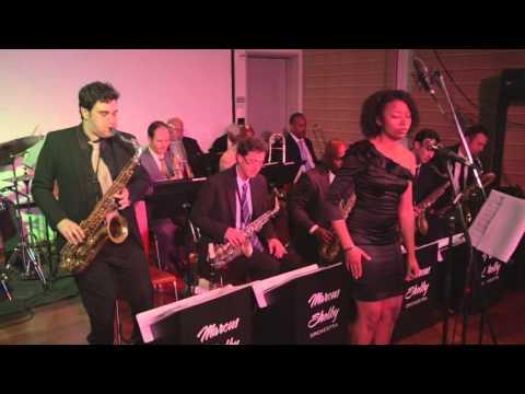 Lullaby of Birdland - Marcus Shelby Jazz Orchestra feat. Tiffany Austin