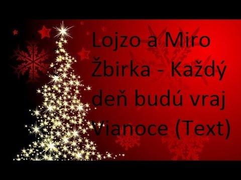 lojzo kazdy den budu vraj vianoce mp3