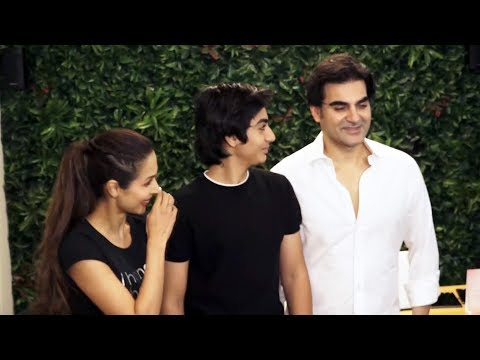 बेटे Arhaan Khan के लिए Malaika Arora और Arbaaz Khan आये एकसाथ