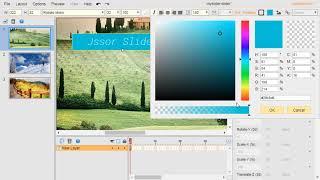 jssor slider editor startup tutorial thumbnail