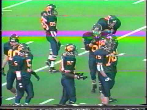 1995 Lapeer West vs South Lyon Class A State Championship