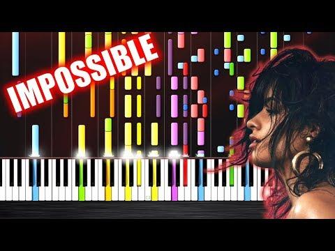 Camila Cabello - Havana - IMPOSSIBLE PIANO by PlutaX