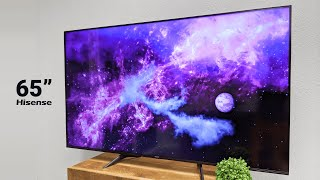 """Hisense Android TV 65"""" Review (65H6570G)"""