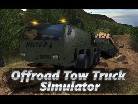 offroad-tow-truck-simulator-;-android-gameplay---free-car-games-to-play-now