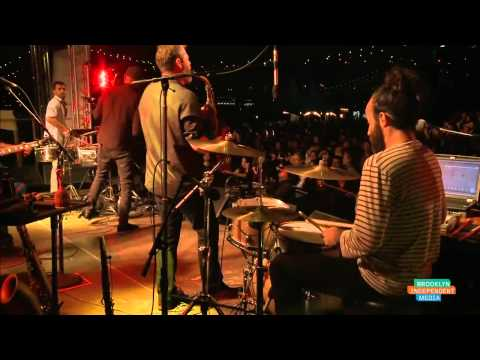 Balkan Beat Box Balkumbia Live at Celebrate Brooklyn! HD