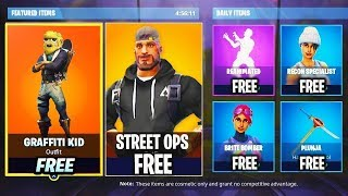 *NEW* FREE LEGENDARY & EPIC SKINS in Fortnite Battle Royale! - How to Get FREE SKINS in Fortnite!
