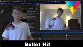 Gambar cover How to make a Bullet Hit FX | Hitfilm Academy