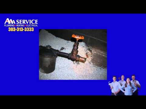 AAA Service Plumbing - Denver Colorado