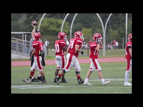 Barnstable Football Freshman vs Braintree