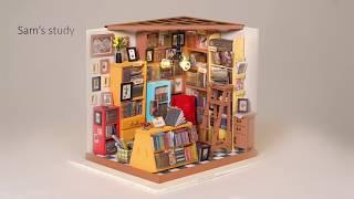 Интерьерный конструктор для Творчества (Библиотека)