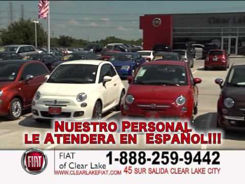 clear lake fiat info special