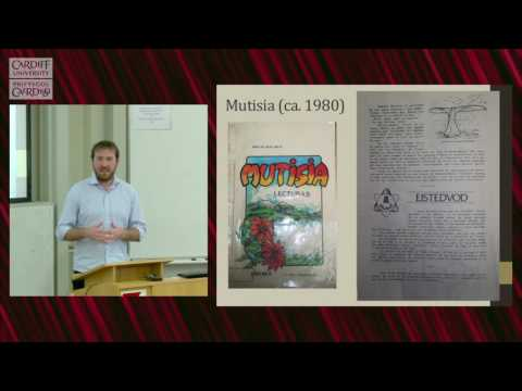 Y Wladfa and its cultural heritage in Chubut's educational literature - Guillermo Williams