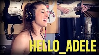 Baixar - Adele Hello Cover By Irma Mirtilla Official Cover Video Youtube Musica Grátis