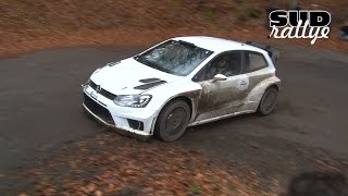 Vid�o Test Rallye Monte Carlo 2015 - Andreas Mikkelsen (Volkswagen Polo WRC) (HD) par SudRallye (1259 vues)
