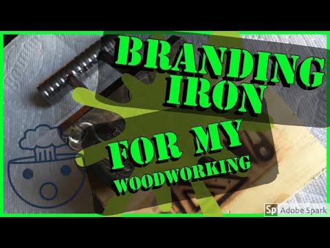 BRANDING IRON    Made by Jason Waldon Tools & Machining