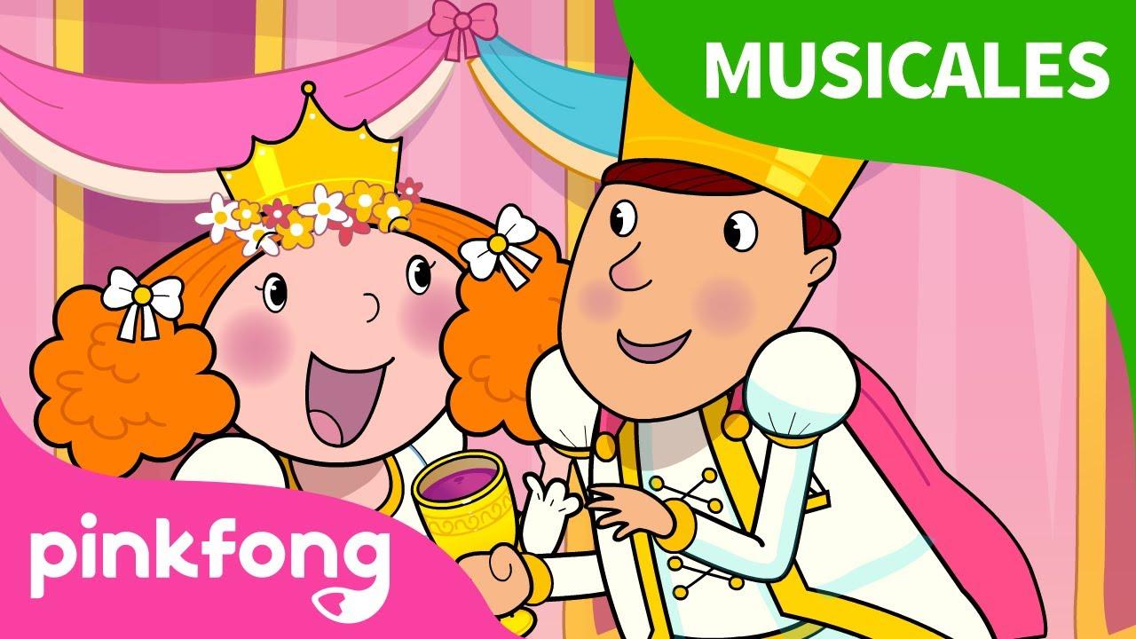 La Princesa y la Rana | Cuentos Clásicos Musicales | Pinkfong Cuentos Infantiles
