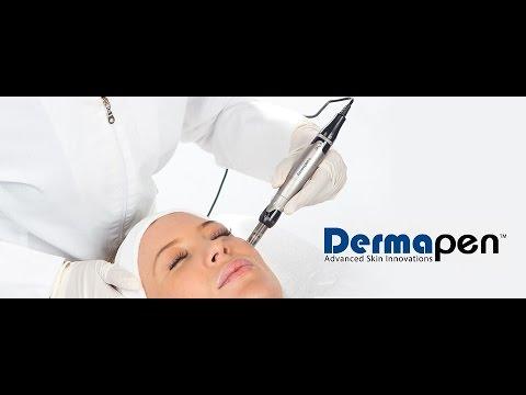 Фракционная мезотерапия ДермаПен (DermaPen) Безинъекционная мезотерапия!