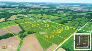 Land Real Estate - Rural Hunting and Farming