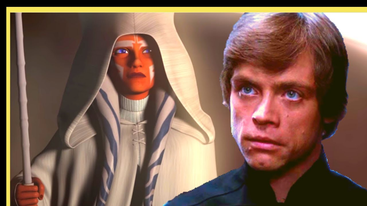 Who is More Powerful after Return of the Jedi? Luke Skywalker or Ahsoka Tano? Star Wars Speculation