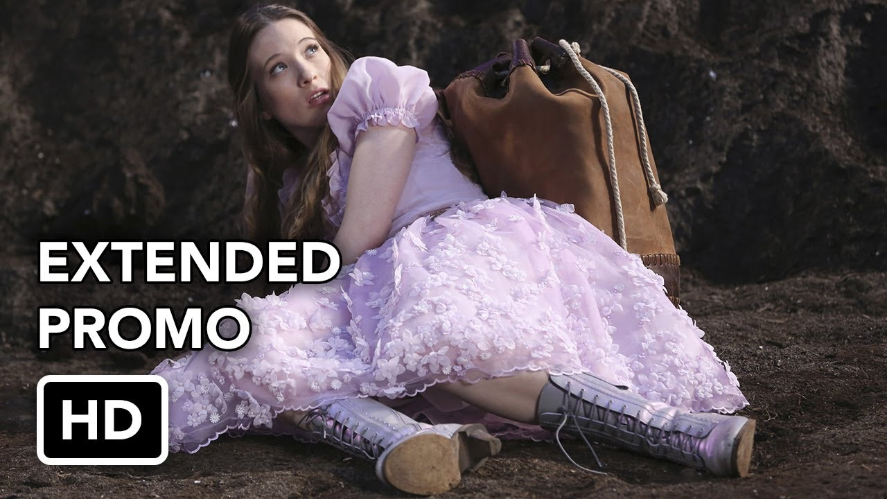 Download Once Upon a Time in Wonderland Extended Promo (HD)