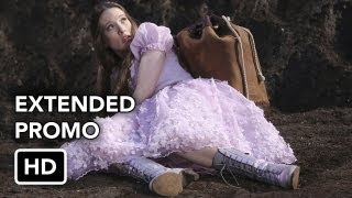 Once Upon a Time in Wonderland Extended Promo (HD)