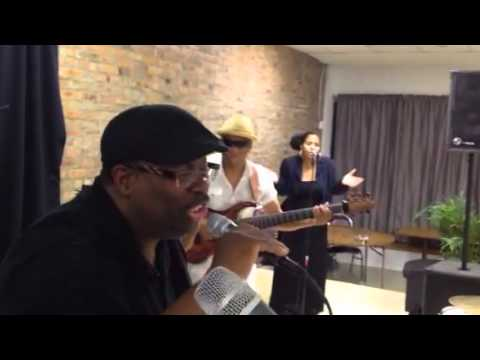 Nobody Can Be You - Steve Arrington Rehearsal 7/29/15