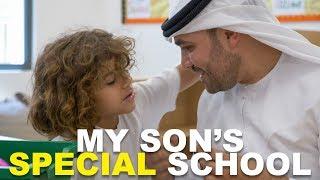 MY SON'S SPECIAL SCHOOL