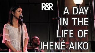 A Day In The Life Of Jhené Aiko (R&R)