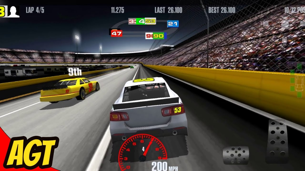 Stock Car Racing - Android Gameplay Stock Car Racing Game ...